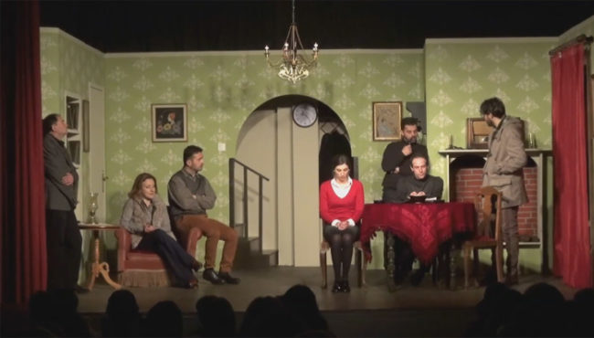 «Η Ποντικοπαγίδα» – Θεατρική παράσταση από το ΠΚΑ