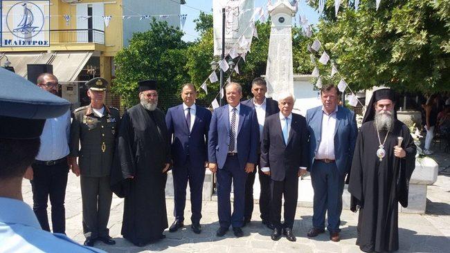 Παυλόπουλος από Κομμένο Άρτας: Νομικώς ενεργές και δικαστικώς επιδιώξιμες οι κατοχικές αποζημιώσεις