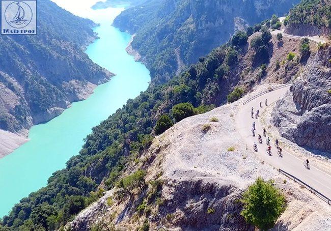 Με μεγάλη συμμετοχή πραγματοποιήθηκε η 4η ποδηλατοδρομία στον Ορεινό Βάλτο