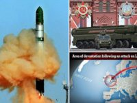 Ο Πούτιν δοκίμασε με επιτυχία τον 'Satan 2' – Το πυρηνικό υπερόπλο που μπορεί να αφανίσει χώρες