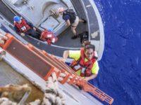 Δύο Αμερικανίδες χάθηκαν στον ωκεανό και τις διέσωσαν πέντε μήνες μετά