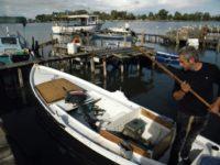 Εκτεταμένες οι καταστροφές και στα φυσικά ιχθυοτροφεία (Ιβάρια) της Λιμνοθάλασσας Μεσολογγίου