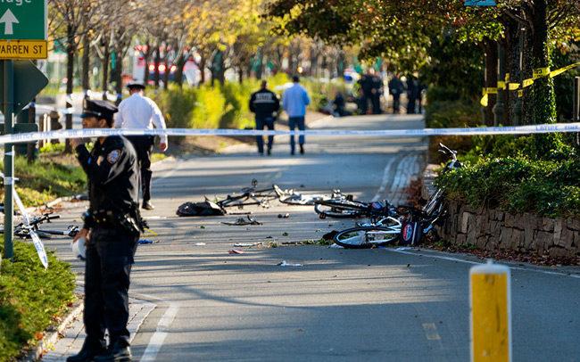 Μανχάταν:  Τουλάχιστον 8 νεκροί και 11 τραυματίες  – Το χρονικό της επίθεσης