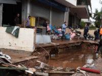 Συγκέντρωση βοήθειας για τους πλημμυροπαθείς του Δήμου Μάνδρας – Ειδυλλίας Αττικής