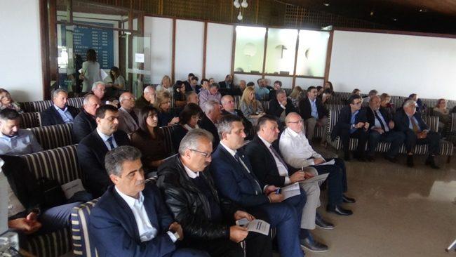 Στο πρώτο συνέδριο του Δικτύου «Βιώσιμη Πόλη» συμμετείχε ο Δήμος Αρταίων