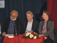 """Παρουσίαση βιβλίου """"Γινάτι – Ο σοφός της λίμνης """" του Γιάννη Καλπούζου"""