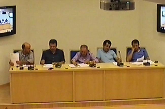 Δείτε το Δημοτικό Συμβούλιο δήμου Αμφιλοχίας
