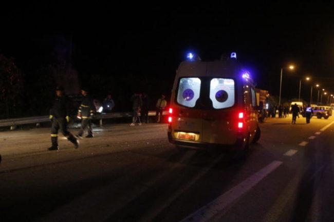 Πάτρα: Τραγωδία στην άσφαλτο, νεκρός ποδηλάτης που χτυπήθηκε από όχημα