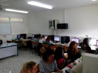 Πραγματοποίηση επιμορφωτικής ημερίδας eTwinning και Scientix στο 1οΔημοτικό Σχολείο Μεσολογγίου