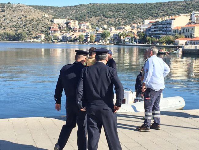 Εξουδετερώθηκε πολεμικό πυρομαχικό που εντοπίστηκε  στην παραλία της Αμφιλοχίας