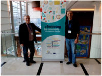 Συμμετοχή εκπαιδευτικών του νομού Αιτωλοακαρνανίας στο ευρωπαϊκό συνέδριο eTwinning.