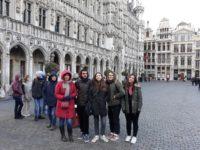 Τρίτη συνάντηση Erasmus+ μαθητών και καθηγητών στις Βρυξέλλες  από 19- 23 Νοεμβρίου 2018.