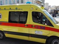 Τρίκαλα: 15χρονος έπεσε από τον τέταρτο όροφο πολυκατοικίας