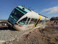 Εκτροχιασμός τρένου στο Λιανοκλάδι – Πως γλίτωσαν όλοι οι επιβάτες