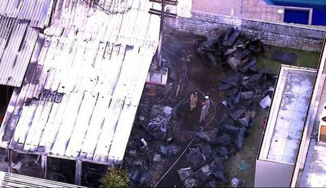 Βραζιλία: Δέκα νεκροί από πυρκαγιά στο προπονητικό κέντρο της Φλαμένγκο