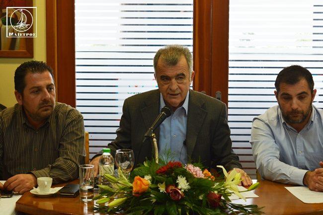 Δήλωση υποψηφιότητας από τον Μάρκο Βασίλα για το αξίωμα του Δημάρχου στον Δήμο Αμφιλοχίας