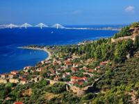 Ταξίδεψε στη Δυτική Ελλάδα με τα δημόσια μέσα μεταφοράς