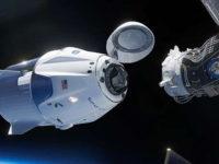 Επέστρεψε στη γη το σκάφος Crew Dragon της SpaceX