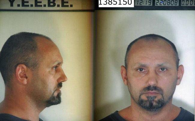 Καταδικάστηκε ερήμην 58 έτη ο Παλαιοκώστας για την απαγωγή Μυλωνά και τρεις ληστείες