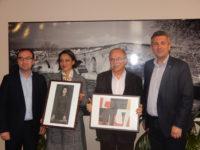 Συνάντηση Δημάρχου Αρταίων Χρ. Τσιρογιάννη με τον Αντιπρόεδρο του Ευρωκοινοβουλίου Δ. Παπαδημούλη