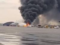 Τραγωδία σε ρωσικό επιβατηγό αεροσκάφος – Τουλάχιστον 13 οι νεκροί