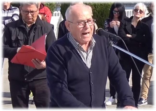 """Πρόεδρος της Ένωσης Συνταξιούχων ΟΑΕΕ Ακαρνανίας: """"Κοινά τα προβλήματα των συνταξιούχων, χωρίς κόμμα και χρώμα"""""""