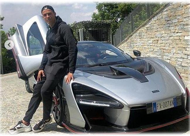 Το νέο «διαστημικό» αυτοκίνητο του Κριστιάνο Ρονάλντο