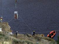 Κύπρος: Ανασύρθηκε δεύτερη βαλίτσα με πτώμα από τον βυθό της Κόκκινης Λίμνης