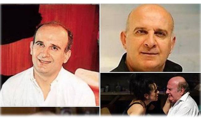 Έφυγε από τη ζωή ο ηθοποιός Τάσος Πεζιρκιανίδης