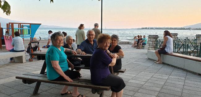 Σάκης Τορουνιδης από τη Ναύπακτο: Το ΚΙΝΑΛ -ΠΑΣΟΚ δυνατό αντίβαρο στη συντήρηση και στο λαϊκισμό