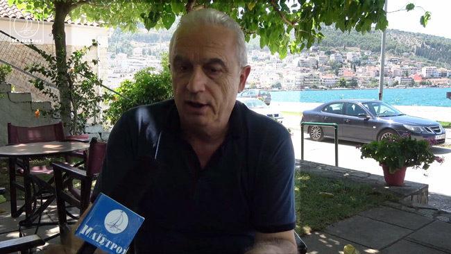 Συνέντευξη με το Σάκη Τορουνίδη – Στόχος του ΚΙΝΑΛ το διψήφιο ποσοστό – Αλλαγή νόμου για τους ισόβιους βουλευτές