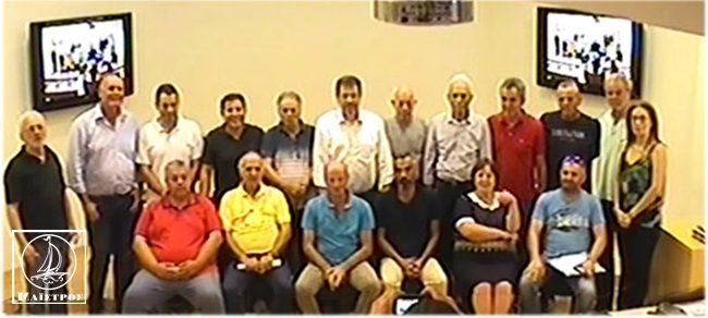 Δείτε την τελευταία συνεδρίαση του απερχόμενου Δημοτικού Συμβουλίου του Δήμου Αμφιλοχίας
