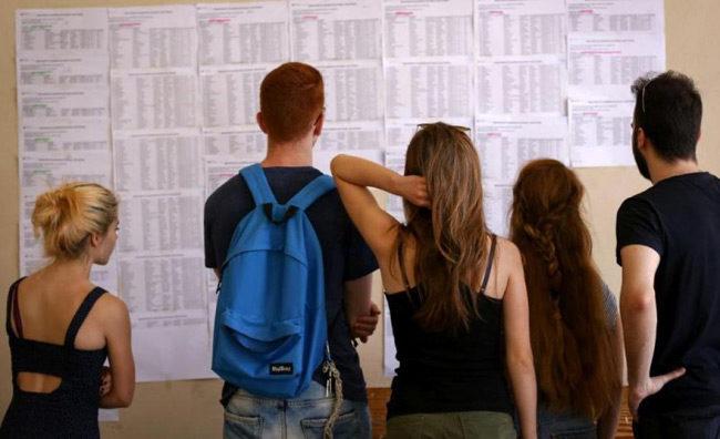 Πανελλήνιες εξετάσεις 2020: Άνοιξε η πλατφόρμα, αναρτήθηκαν οι βαθμολογίες – Δείτε τις εδώ