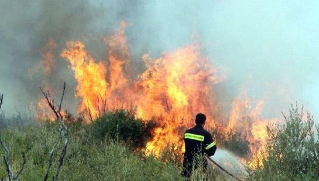 Συναγερμός σε όλη τη χώρα – Η πιο επικίνδυνη μέρα για πυρκαγιά
