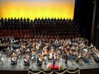 «Μουσική εκδήλωση με τη Συμφωνική Ορχήστρα Magna Grecia» στο Θέατρο Κάστρου