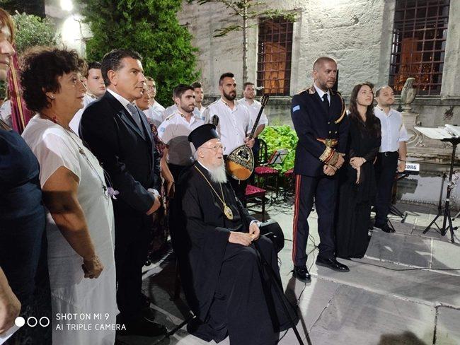 Το ταξίδι της Δημοτικής Φιλαρμονικής στην Κωνσταντινούπολη
