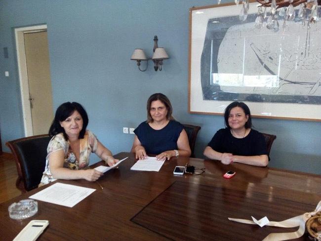 Ενημερωτική σύσκεψη για την μεταφορά μαθητών στην Π.Ε Αιτωλοακαρνανίας