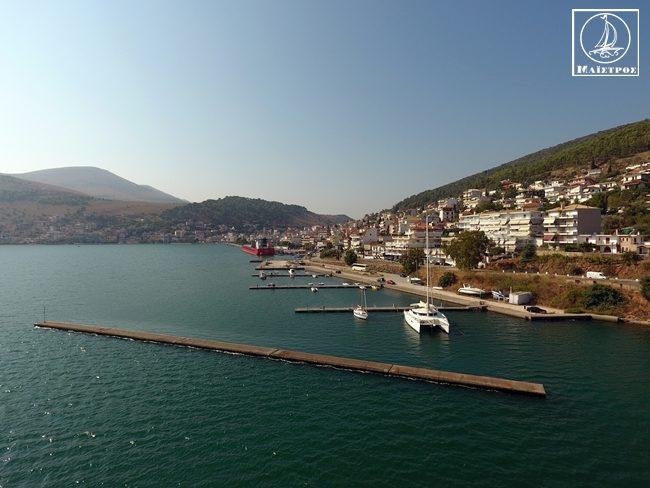 Εξαφανίστηκαν τα ρεζερβουάρ από σκάφη στη μαρίνα Αμφιλοχίας