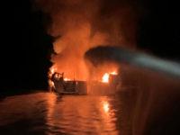 Καλιφόρνια: Βυθίστηκε το σκάφος που έπιασε φωτιά – Στο βυθό 34 άτομα