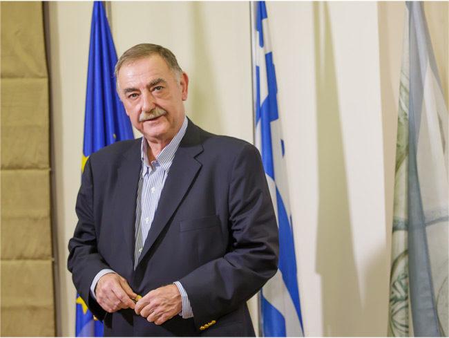 Πρόεδρος του Περιφερειακού Επιμελητηριακού Συμβουλίου Δυτικής Ελλάδας ανέλαβε ο Παναγιώτης Α. Τσιχριτζής