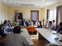 Συντονιστική σύσκεψη στα πλαίσια του Τοπικού Σχεδίου Δράσης Εθνικού Πάρκου Υγροτόπων Αμβρακικού