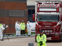 Κινέζοι οι 39 νεκροί του Εσσεξ – Συνεχίζεται η ανάκριση του Βορειοϊρλανδού οδηγού