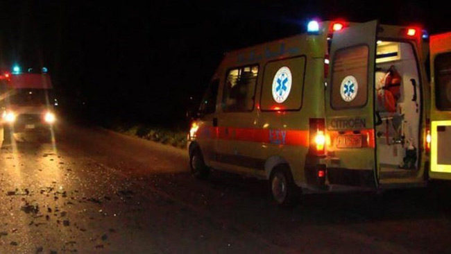 Νεκρός συνεπιβάτης μοτοσικλέτας στη Γουριώτισσα Αγρινίου
