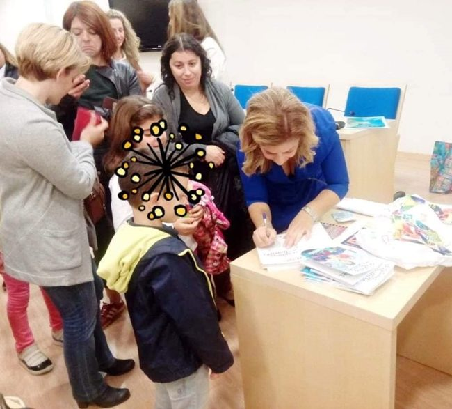 Παρουσίαση παιδικού βιβλίου στην Αμφιλοχία Ο Σωτήρης και οι Τσούχτρες