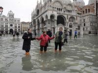 UNESCO: Διασώστε τη Βενετία – Εφαρμόστε το σχέδιο «Μωυσής»