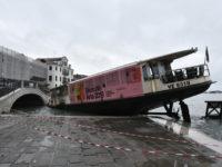 Βενετία: Συναγερμός για νέα πλημμύρα – Πάνω από 1 δισ. € οι καταστροφές