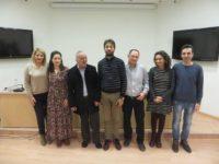 Παρουσίαση στην Αμφιλοχία της ανθολογίας του 4ου Πανελλήνιου Διαγωνισμού ποίησης από τη Βιβλιοθήκη Σπάρτου