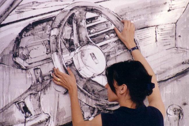 Μπαρμπαρέλα Σφήκα: Η Τέχνη βρίσκεται στο μυαλό και στο πάθος για δημιουργία