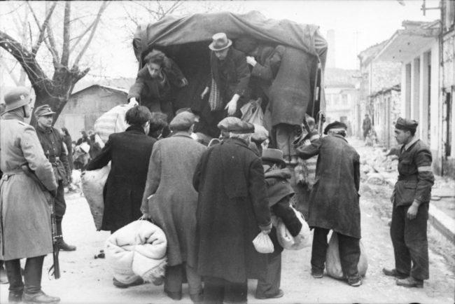 Εβραίοι της Άρτας – Η συγκέντρωση από τις κατοχικές αρχές και ο δρόμος για το Άουσβιτς
