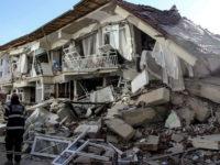 Ρίχτερ τρόμου στην Τουρκία: Στους 22 οι νεκροί – Τουλάχιστον 1.130 τραυματίες